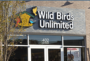 Wild Birds Unlimited storefront in Nexton Square