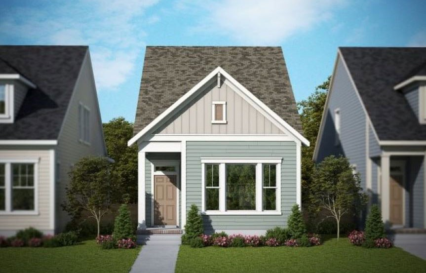 Westcreek model home rendering in Nexton Midtown.